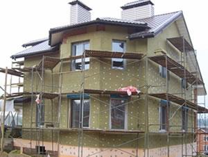 Панели для отделки фасада зданий